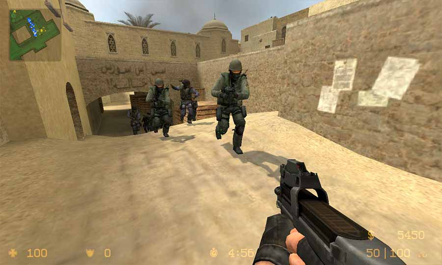 скачать карты aim для counter strike source